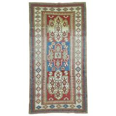 Antique Bordjalou Kazak Rug