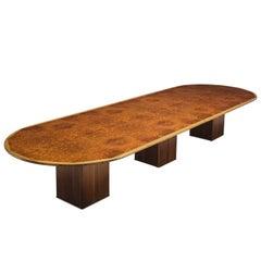 Tobia & Afra Scarpa 'Artona' Table by B&B Italia