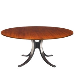 Osvaldo Borsani Rosewood Table for Tecno