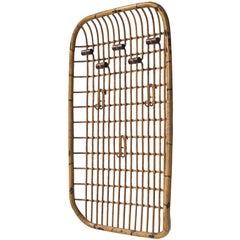Bamboo Vittorio Bonacina Coat Rack