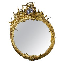 Awesome One of a Kind Mirror by Enzo Missoni