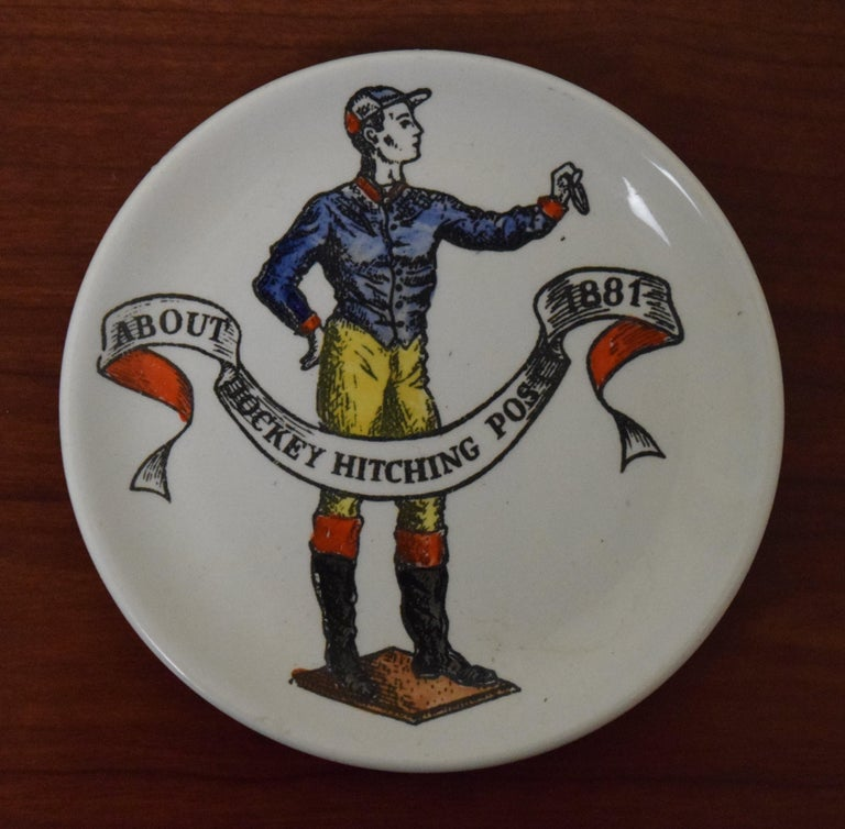 Fornasetti American Antiques Coasters In Excellent Condition For Sale In Princeton, NJ