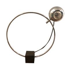 Articulating and Orbiting Table Lamp, USA, circa 1970