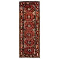 Antique Persian Beshir Runner