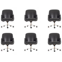 Nicos Zogrophos High Back Executive Chairs