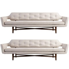 Model 6133 Sofa by Edward Wormley, America, circa 1960