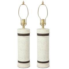Bitossi Birch Tree Glazed Lamps