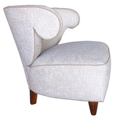 """The Christopher Anthony Ltd. """"Yvonne"""" Club Chair"""