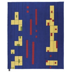 Woven Watercolors by Architect Steven Holl for cc-tapis in Himalayan Wool