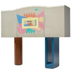 Playful Alessandro Mendini Bar