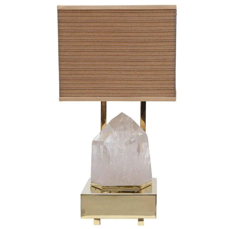 """Special Edition """"Pedra"""" Table Lamp by Dragonette Private Label"""
