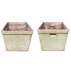 Willy Guhl Box Planters