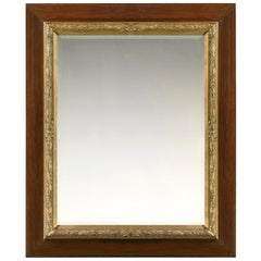 19th Century French Orientalist Salon Frame in Oak, with Choice of Mirror