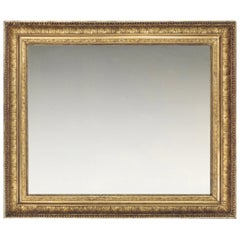 1st Half 19th Century French Empire Frame, with Choice of Mirror