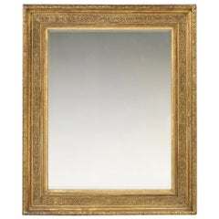 19th Century French Orientalist Neoclassical Revival Frame with Choice of Mirror