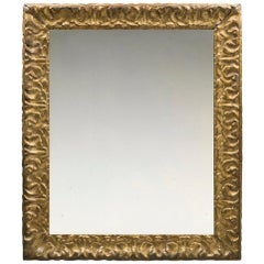 16th Century Hand Carved Venetian Renaissance Frame, with Choice of Mirror