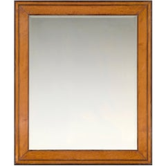 19th Century Carved French Biedermeier Frame, with Choice of Mirror