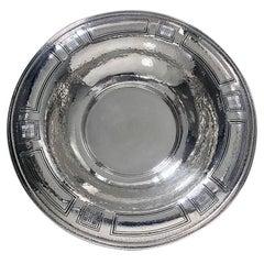 Black, Starr & Frost Arts & Crafts Sterling Bowl