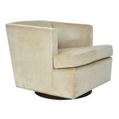Dunbar Swivel Chair by Edward Wormley