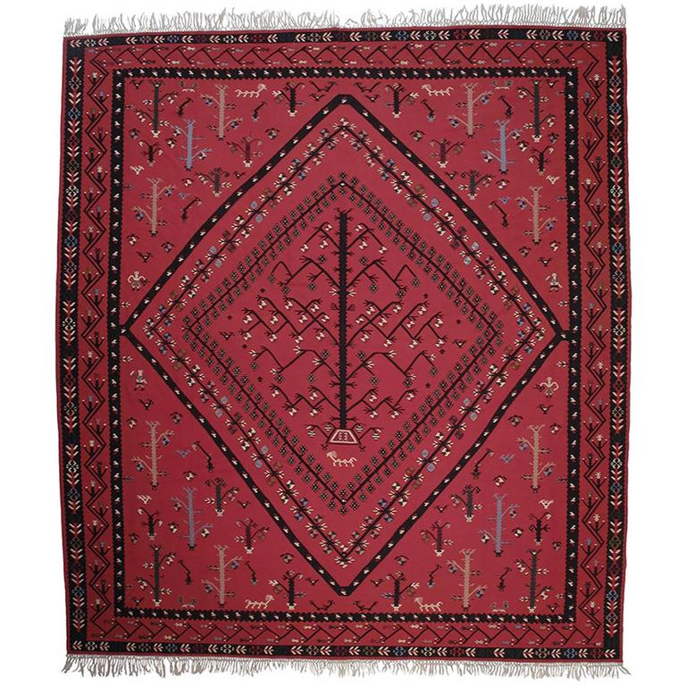 Large Sharkoy Kilim