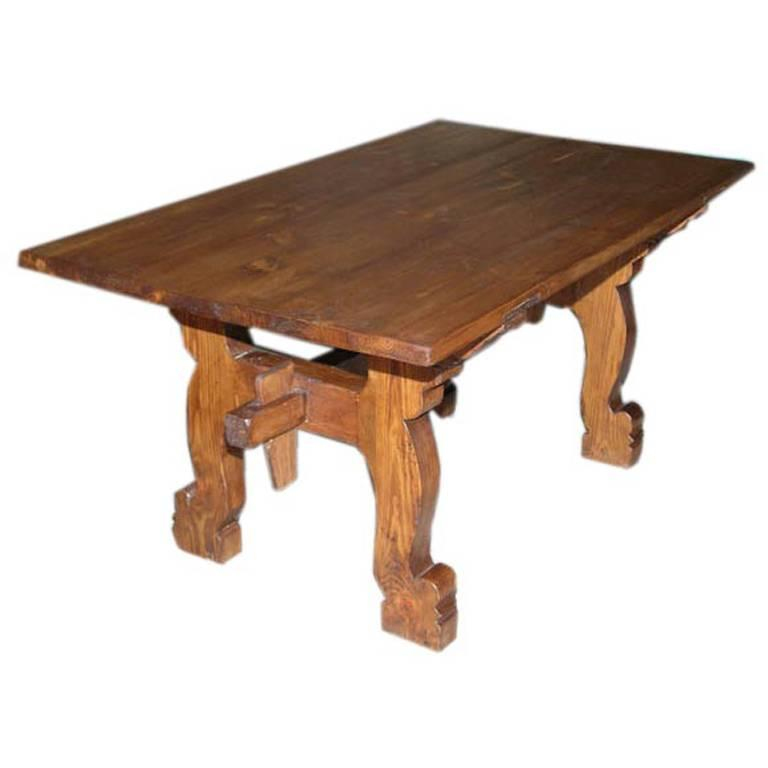 Trestle Table, Refectory Table