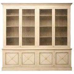 Directoire Style Bibliotheque