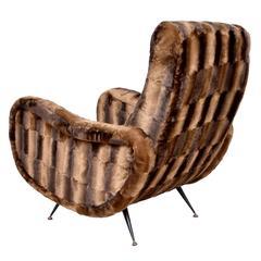 Italian Chair, circa 1950s After Zanuso