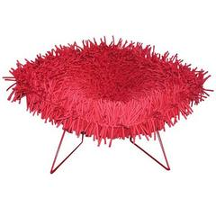 Hairy Bertoia Diamond Chair