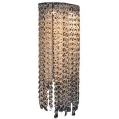 A Fine Large 1960s Murano Chandelier by Mangiarotti