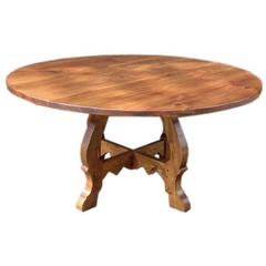 Dining Table made from Antique Nordic Pine