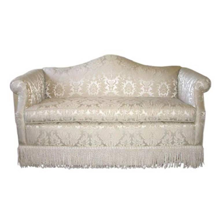 Chippendale Style Loveseat For Sale At 1stdibs