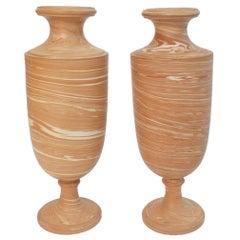 Pair of Torquay Vases