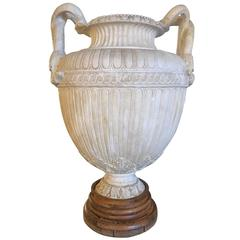 19th Century French Large-Scale Urn