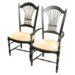 Wheatback Chairs