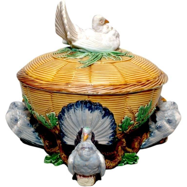 Minton Pigeon Pie Tureen