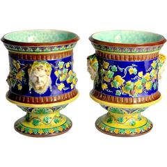 Pair of Wedgwood Cache Pots