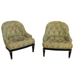 Pair of American Midcentury Chairs