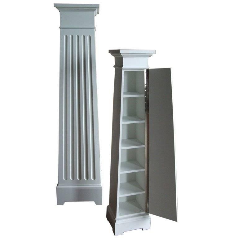 Custom Column Cupboard