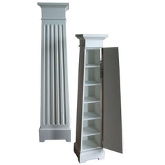 Custom Column Cupboard