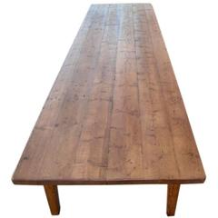 Taliesin 2 dining table by frank lloyd wright for for Tejas dining room at t conference center