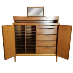 Paul McCobb Gentleman's Tall Chest Irwin Collection for Calvin Furniture , 1956