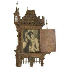 Fabulous Exotic 'Arabian Nights' Castle Photo Frame