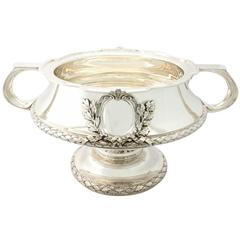 Pair of Sterling Silver Bowls/Centerpieces - Antique George V