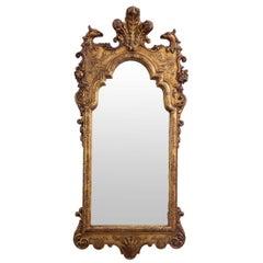 George I Giltwood Mirror