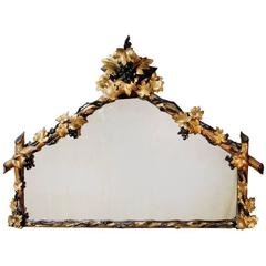 19th Century Giltwood Mirror