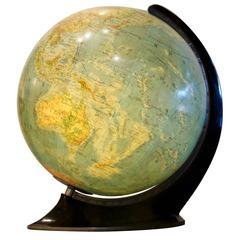 Illuminating Globe by Columbus, Germany, 1940s