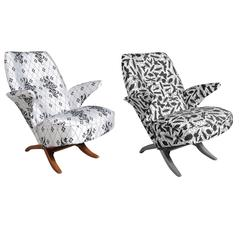 """Julius Vermeulen and Theo Ruth Penguin Chairs in """"Hotstuff"""" and """"Insects"""", 2014"""