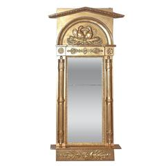 Karl Johan Empire Mirror, Stockholm, circa 1827
