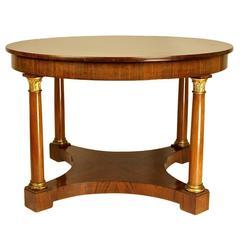 Austrian Biedermeier Coffe Table, circa 1820