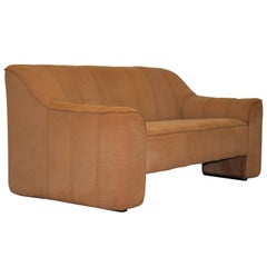 Vintage De Sede DS 44 Two-Seat Sofa or Loveseat 1970`s